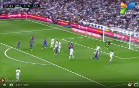 فيديو . أهداف الكلاسيكو بين برشلونة 3 و ريال مدريد 2