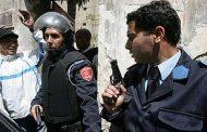 اطلاق الرصاص بأكادير لتوقيف مجرم مسلح بسيف هاجم سيدات و عناصر للشرطة فجر اليوم