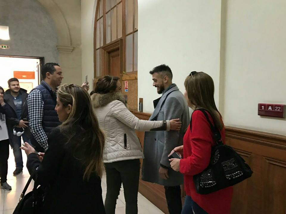 'سعد المجرد' أمام القضاء من جديد بعد إطلاق سراحه و يستعد لإصدار أغنية من باريس