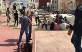 بالفيديو. إصابة عناصر أمن في مواجهات مع متظاهرين بالحسيمة ونقل بعض منهم للرباط