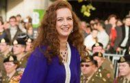 عقيلة الملك الأميرة 'لالة سلمى' تحتفل بعيد ميلادها التاسع والثلاثين