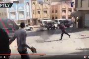 فيديو . احتجاجات الحسيمة على قناة روسية