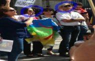 وكالة 'البنك الشعبي' بمدريد تطرد موظفين شاركا في وقفة للتضامن مع الريف خارج أوقات العَمل