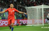 التعادل يحسم موقعة ألمانيا والتشيلي المثيرة في كأس القارات بروسيا