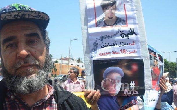 محامون : معتقلو 'حراك الريف' بعكاشة على حافة الموت وفقدوا أمل الإفراج عنهم