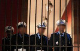 توقيف ضابط و مفتش للشرطة بالقصر الكبير بعد ضبطهما متلبسين بتلقي رشاوى