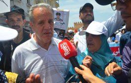 والد الزفزافي : استمرار الدولة في التماطل سيدفع المعتقلين لاستئناف الإضراب عن الطعام