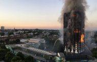 سقوط ضحايا مغاربة في حريق برج سكني بلندن وتعليمات ملكية عاجلة لإسعافهم