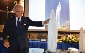 بنجلون يعلن شروع شركة صينية عملاقة في بناء أطول برج في أفريقيا بوادي أبي رقراق