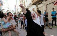 صور. النساء يخطفن الأضواء في مسيرة 'خميس الغازات المسيلة للدموع' بالحسيمة