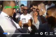 فيديو . 'واعروص' المقرب من الرئيس الفرنسي يفتح حواراً مع عائلات معتقلين بالحسيمة