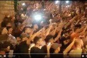 فيديو . الآلاف يقسمون بالدفاع عن الأقصى بالقدس على طريقة الزفزافي