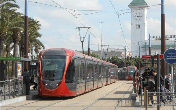 فرنسا تزيح شركة مغربية و تستحوذ على طرامواي الدار البيضاء بـ478 مليار لغاية 2030