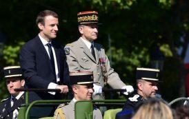 """استقالة رئيس أركان الجيوش الفرنسية بعد خلاف مع """"ماكرون"""""""