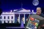 الناطق باسم الرئاسة الأمريكية يسرق ثلاجة صغيرة من البيت الأبيض ليلا وهو يغادر