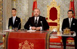 الملك يعفو عن 415 سجيناً بمناسبة ذكرة ثورة الملك و الشعب 13 محكوم عليهم بتهم الإرهاب