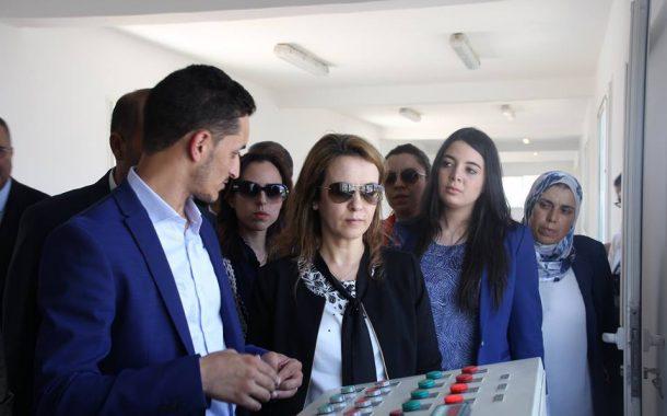 برلمانية عن 'البام' تكذب وزيرة 'جوج فرانك' حول عطش ساكنة وزان : محطة واحدة للتصفية قادرة على تغطية ثلاثة أقاليم
