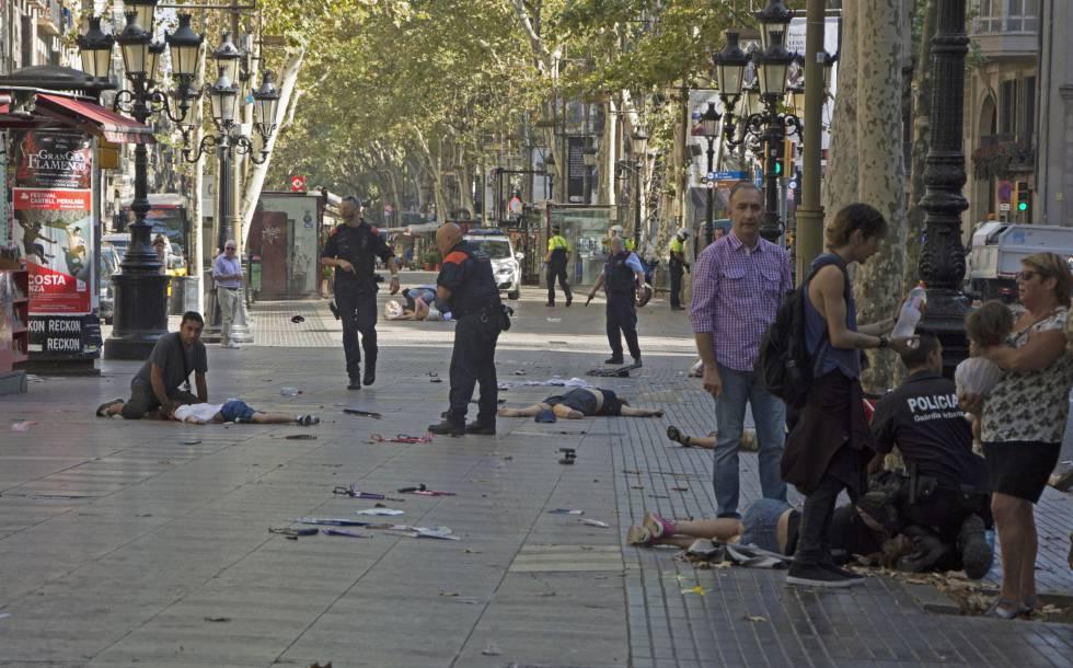 دايلي ميرور: 'سي أي إي' حذرت إسبانيا من هجوم وشيك على برشلونة'