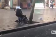 فيديو مؤثر. جثث بينهم رُضع في عملية الدهس الارهابي ببرشلونة