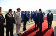 الرئيس اليمني يصل طنجة ويجتمع بالعاهل السعودي