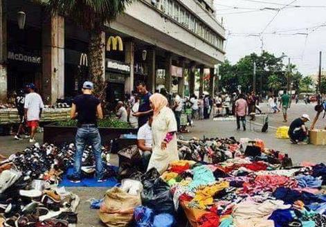 حملة فايسبوكية لإنقاذ الدار البيضاء من الفوضى و نشطاء يتسائلون : أين الوالي زاهود ؟