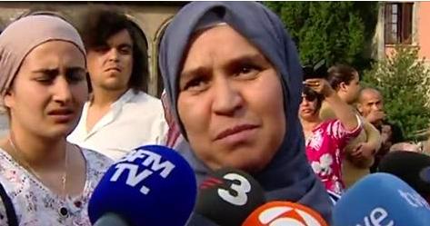 والدة المغربي 'بويعقوب' الفار و المتورط في هجوم برشلونة تدعوه لتسليم نفسه للشرطة
