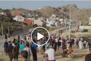 فيديو . تشييع جنازة 'عبد الحفيظ الحداد' بالحسيمة وسط شعارات قوية تحمل مسؤولية وفاته للسلطات الأمنية