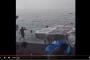 فيديو . الملك محمد السادس يتجول بيخته في شواطئ الحسيمة