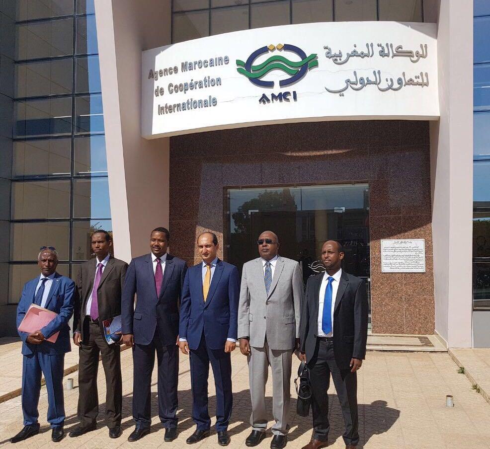 'جيبوتي' تطلب الاستفادة من التجربة المغربية في مجال الصحة