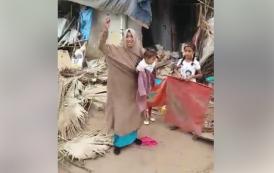 فيديو مؤثر و مبكي . مغرب 2017 ..سيدة تصرخ أمام بناتها : كنموت بالجوع ..اللهم هادا منكر