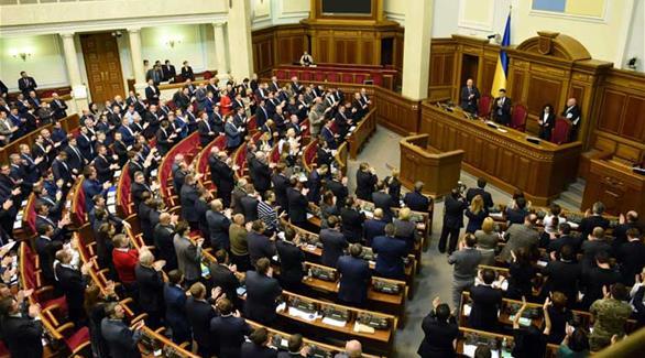 بعيداً عن اللهطة حول التقاعد.برلمان آوكرانيا يصادق بالاغلبية على رفع الحصانة عن البرلمانيين لمتابعتهم قضائياً في حال ارتكابهم جرائم فساد