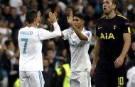 أبطال أوربا. رونالدو ينقذ ريال مدريد من الخسارة أمام توتنهام ودور بطولي لأشرف حكيمي + النتائج