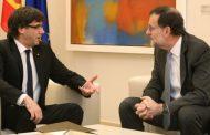 رئيس حكومة كتالونيا يرد على تهديدات مدريد بإعلان استقلال كتالونيا خلال أيام بعد تغييب الحوار