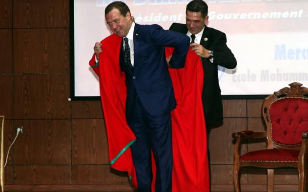 مصدر. المخابرات الروسية كشفت أن المٓلك كان بالرباط ولم يستقبل 'ميدفيديف' الذي فضّل الإقامة بفندق سوفيتيل