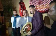 صور. الوداد يخصص استقبالاً حاراً لـ'إتحاد العاصمة' الجزائري لاعبين ومسيرين قبل موقعة غد السبت