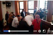 فيديو . البونية بين مستشاري العدالة و التنمية و الأصالة و المعاصرة بمجلس الرباط