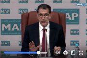 فيديو . العثماني : ليس هناك تفكير في تعديل حكومي