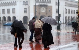 أمطار وعواصف قوية بهذه المدن في توقعات الطقس ليوم غد الخميس والجمعة