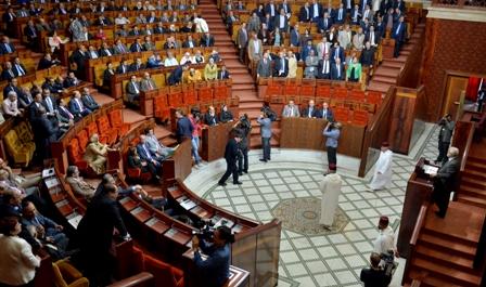 سابقة خطيرة. برلمانيو الصحراء عن 'البام' يقاطعون البرلمان إحتجاجاً على عُنصرية بنشماش