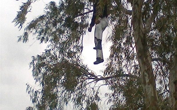 إنتحار خضّار مُتجول بالناظور شنقاً بعد مُصادرة السلطات لعربته المجرورة !