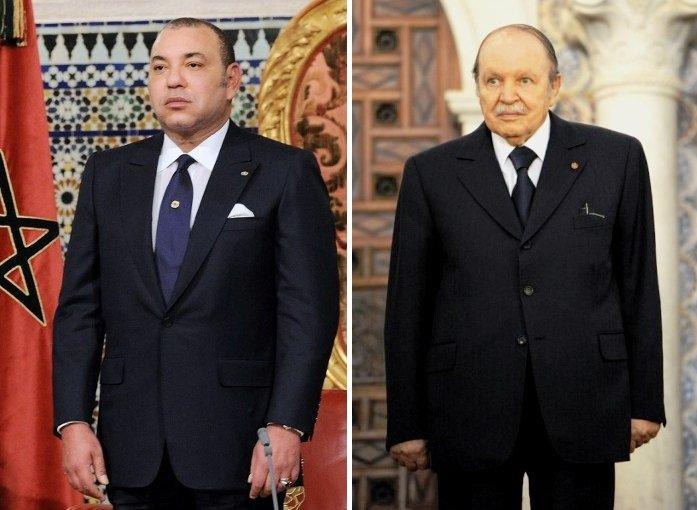 بوتفليقة يعبر عن رغبته في توطيد أواصر الأخوة مع المغرب في رسالة تهنئة العيد لمحمد السادس