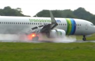 طائرة قادمة من هولندا إلى الحسيمة تضطر للهبوط في اسبانيا وعائلات المسافرين يبيتون في العراء !