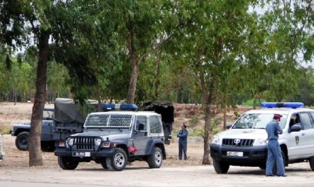 الدرك يعتقل مومسات مخمورات داخل ضيعة فلاحية بمراكش !
