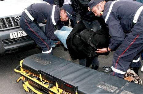 وقاة ستيني كان رهن الحراسة النظرية بالدارالبيضاء بعد نقله للمستشفى