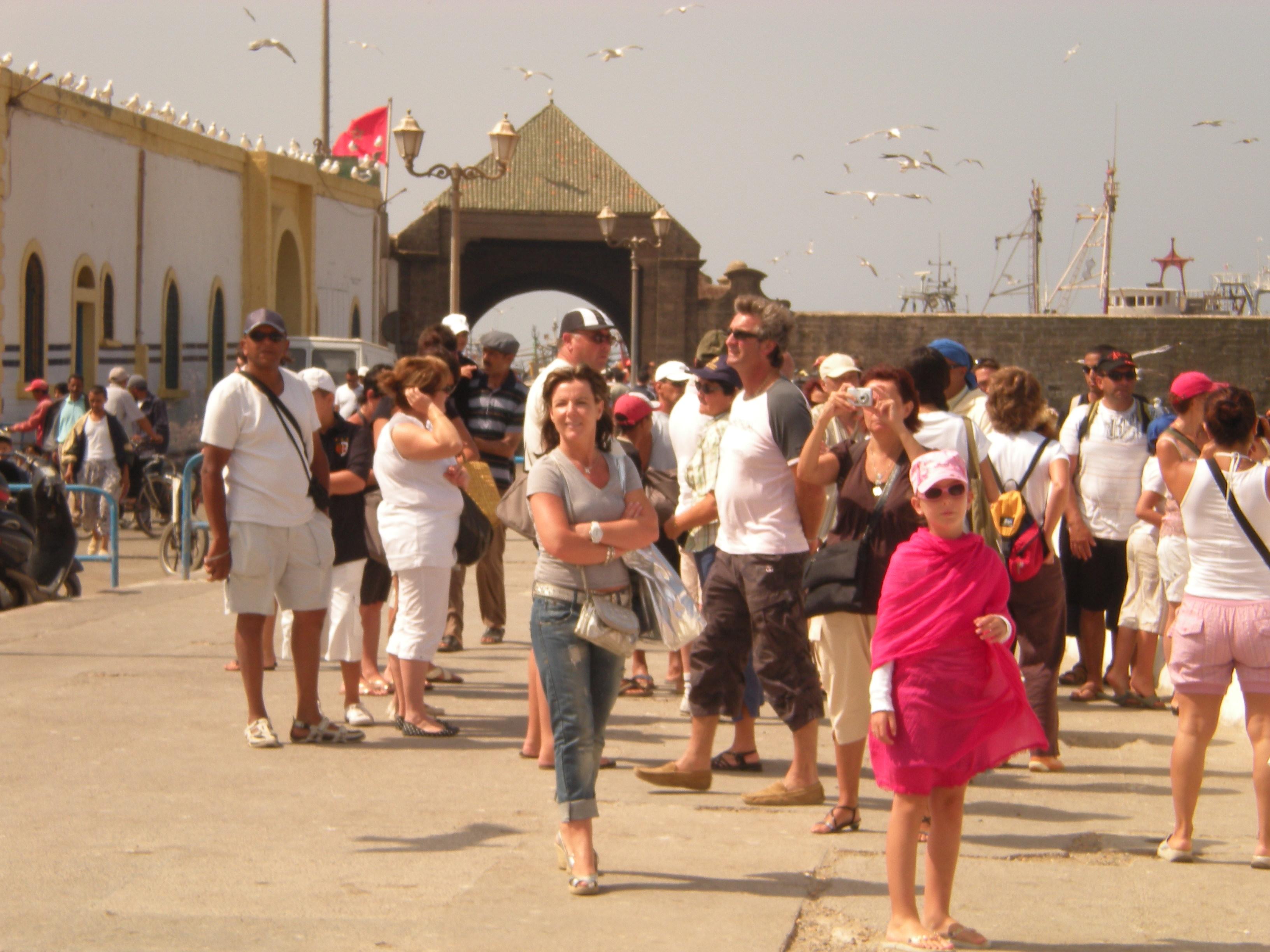 المغرب أول وجهة سياحية في إفريقيا سنة 2015