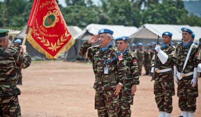 الأمم المتحدة تكرم سبعة جنود مغاربة ضمن القبعات الزرق قتلوا في مناطق نزاع