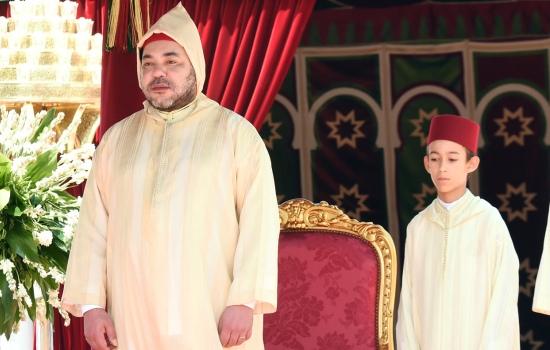 استعدادات بتطوان لاستقبال المَلك احتفالاً بعيد العرش