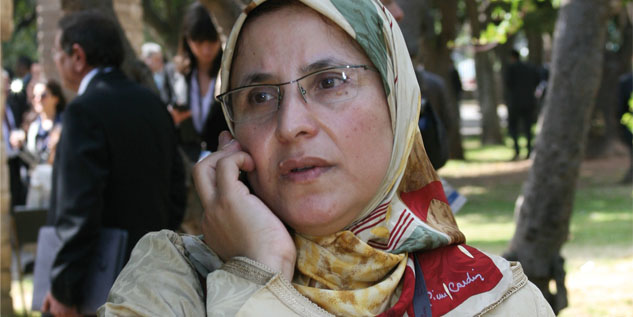 """الحقاوي: """"أبواب وزارتي مفتوحة لكن إقتحام المقر سلوك غير مُبرٓر"""""""