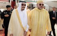 المٓلك 'سلمان' يتصل هاتفياً بالملك محمد السادس لأول مرة منذ 'إستدعاء' السفير المغربي من الرياض