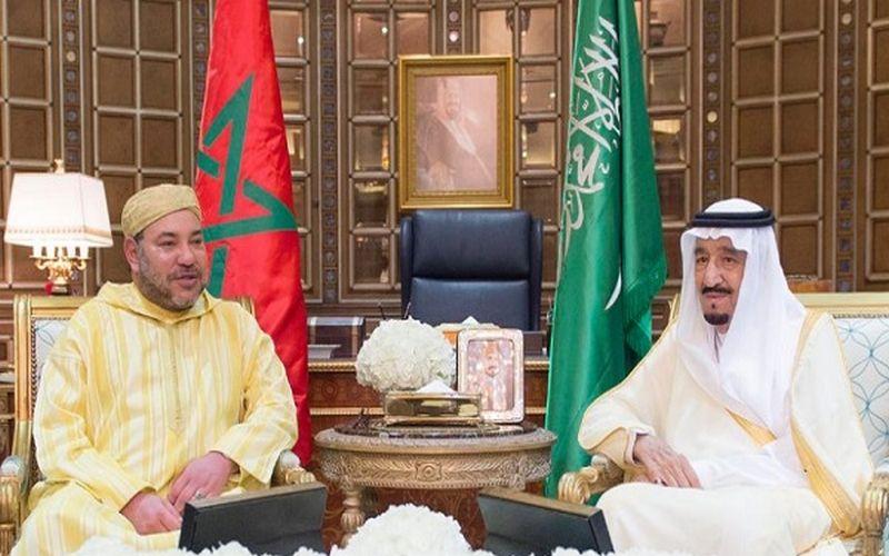 الملك يندد باستهداف منشآت نفطية سعودية و يصفه بالهجوم الإرهابي !